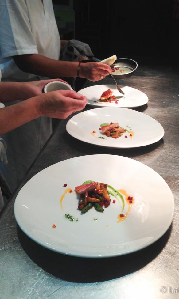 Servicio platos