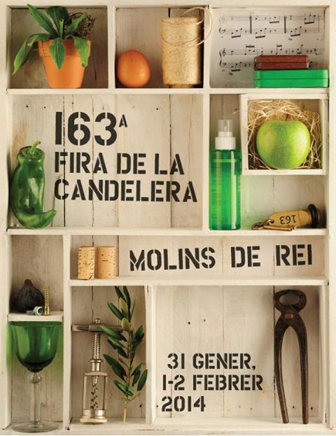 Cartell Candelera 2014