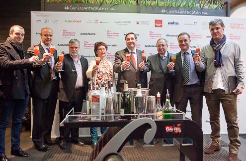 presentacion Alimentaria 2014 1