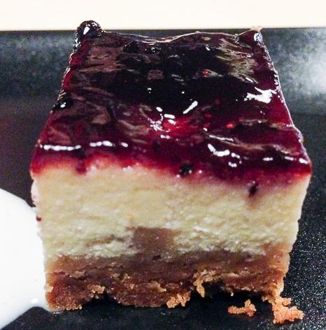 Cheesecake Artesans Born Baco y Boca