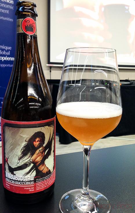 Dulcis Succubus cerveza artesana baco y boca 1