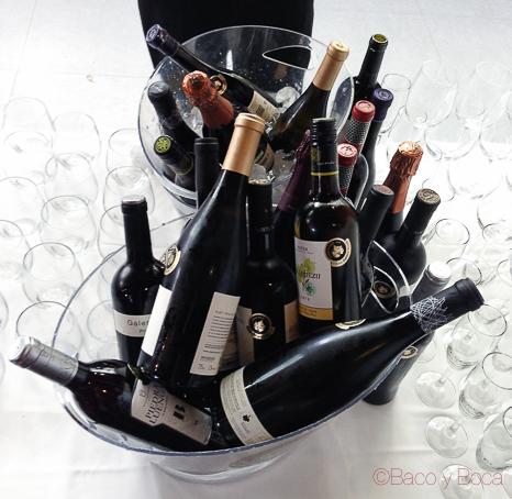 Mejores 15 vinos ecologicos vinum Nature Barcelona bacoyboca