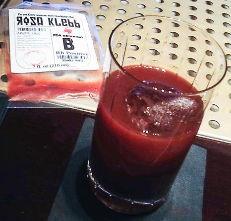 Rosa Klebb solange baco y boca