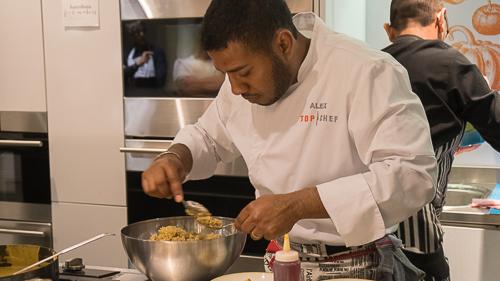 Chef Alex Clavijo urbans Chefs baco y boca