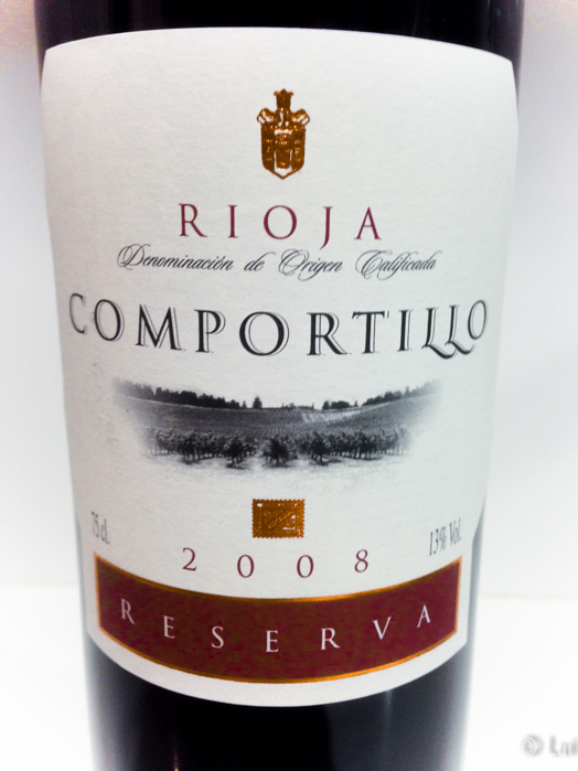 Comportillo Rioja