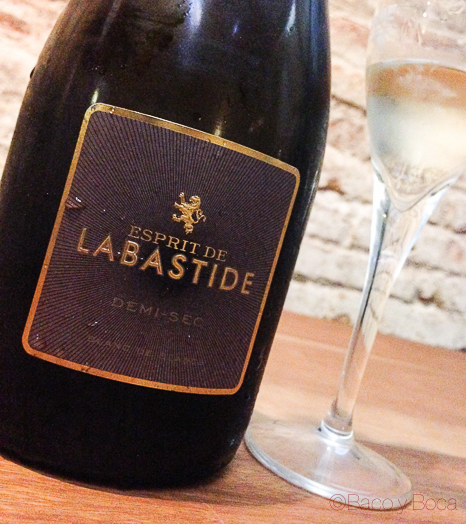 La Bastide Champagne letarn bacoyboca
