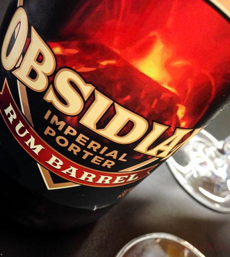 Obsidian cerveza artesana canadiense baco y boca_