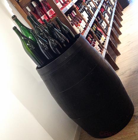 barril bodega vinoteca Jovani&vins bacoyboca