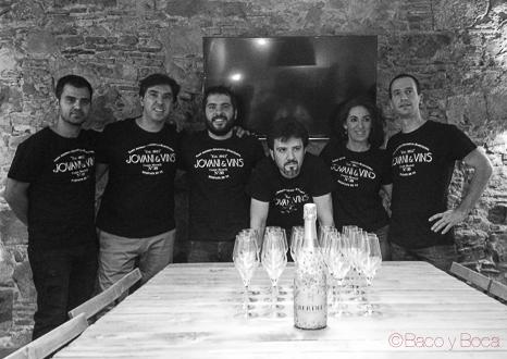 Equipo Jovani&vins bacoyboca
