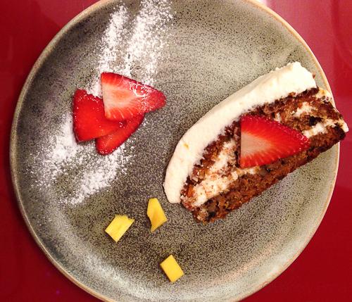 carrot cake bananas baco y boca