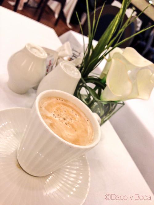 cafe desayuno avenida palace baco y boca