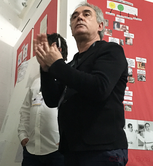 Ferran Adria El bulli fundation ferran adria bacoyboca