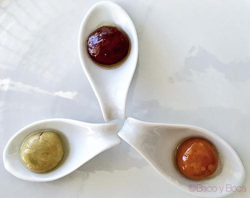 olivas en Eurostars baco y boca