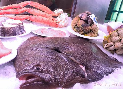 pescado nevera carballeira baco y boca